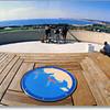 地球が丸く見える丘展望館